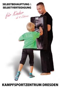 Selbsthauptung und Selbstverteidigung für Kinder ab 4 Jahren