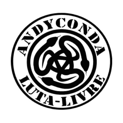 Logo Andyconda Luta Livre